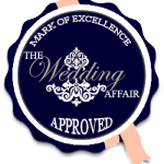 Approved supplier of the Wedding Affair