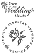 Wedding Indusrty Network Logo and York Wedding Deals Logo